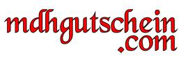 MDHGutschein.com Logo
